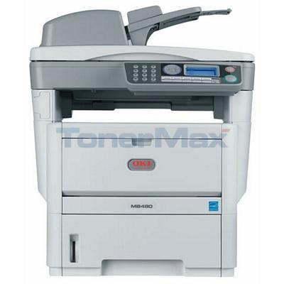 Okidata MB480 MFP